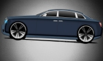 maybach blue