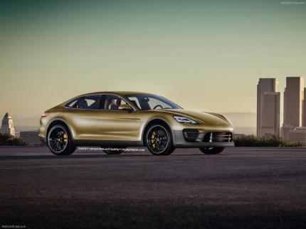 Porsche Panamera Sport Turismo allroad