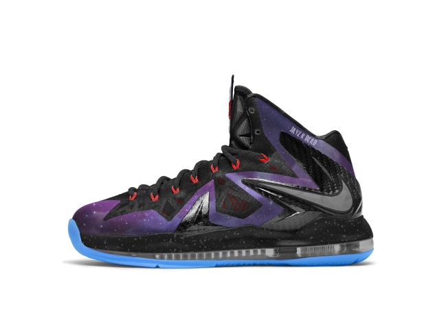 NIKE LEBRON X ELITE GALAXY