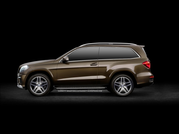 MERCEDES BENZ GL COUPE