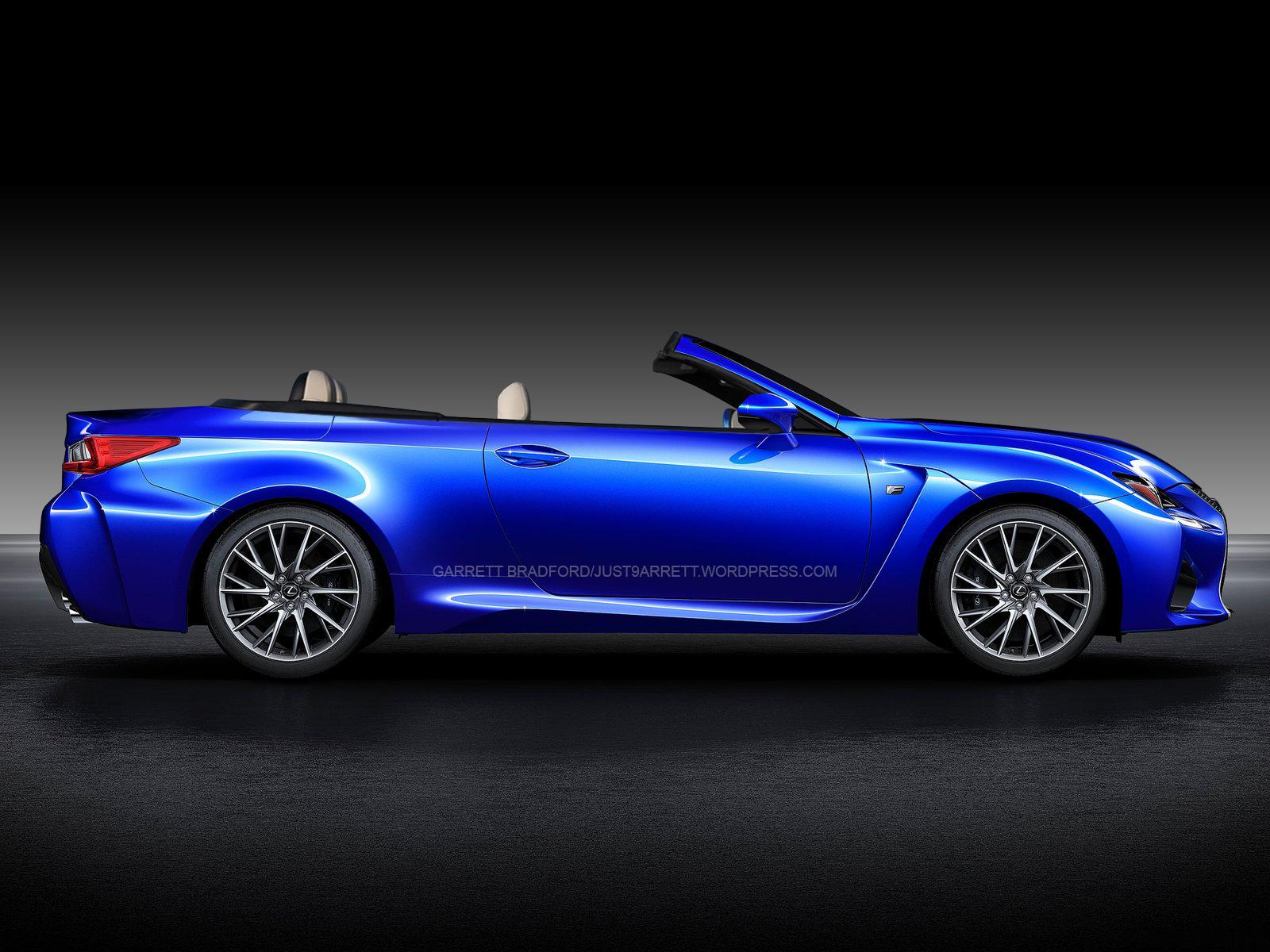2015 Lexus Rf Convertible