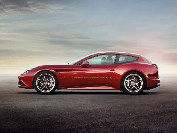 Ferrari California Shooting Brake