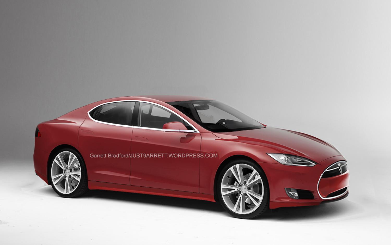 Tesla Model E Production Just9arrett