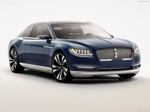 lincoln continetal coupe